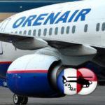 Авиакомпания OrenAir  полетит в Сочи из Новокузнецка