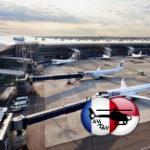 Московские аэропорты в начале года развивались разными темпами